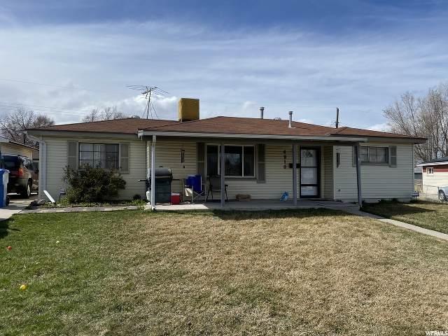 4810 S 4680 W, Kearns, UT 84118 (MLS #1663139) :: Lookout Real Estate Group