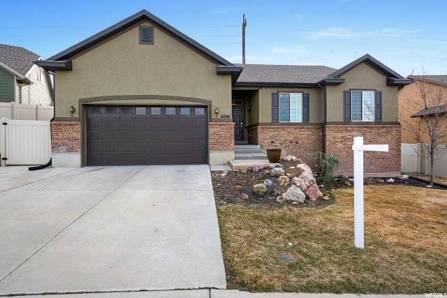 6546 S Sunlit Way, West Jordan, UT 84081 (#1663189) :: Red Sign Team