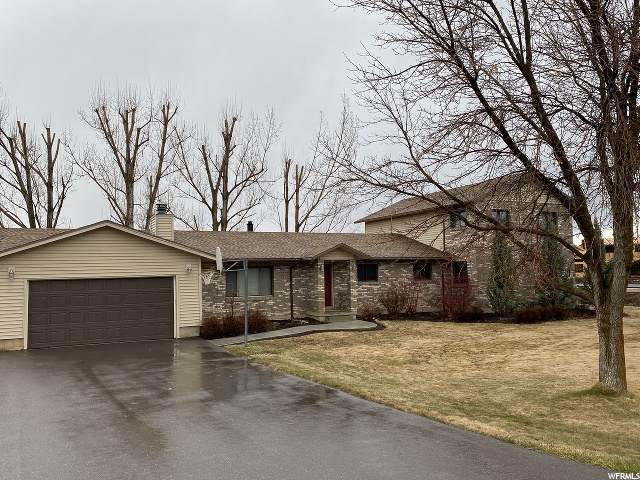 693 N 7800 E, Huntsville, UT 84317 (#1663309) :: Utah Best Real Estate Team | Century 21 Everest