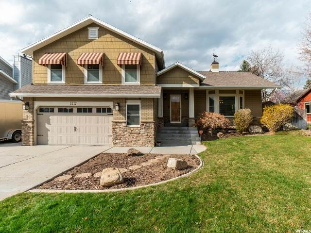 2217 E 10095 S, Sandy, UT 84092 (#1663337) :: Colemere Realty Associates