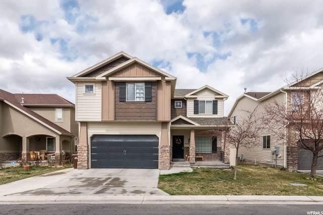 4766 E Addison Ave, Eagle Mountain, UT 84005 (#1663364) :: Bustos Real Estate | Keller Williams Utah Realtors