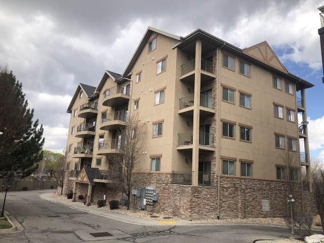 1235 E Wolf Hollow Ln #310, Salt Lake City, UT 84117 (#1663374) :: The Fields Team