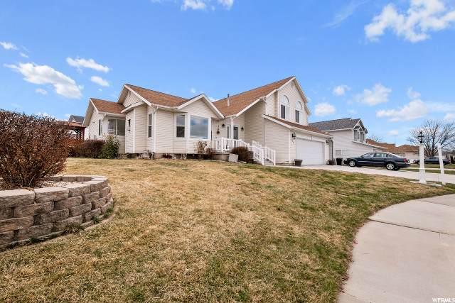 416 E 700 S, Salem, UT 84653 (#1663458) :: Big Key Real Estate