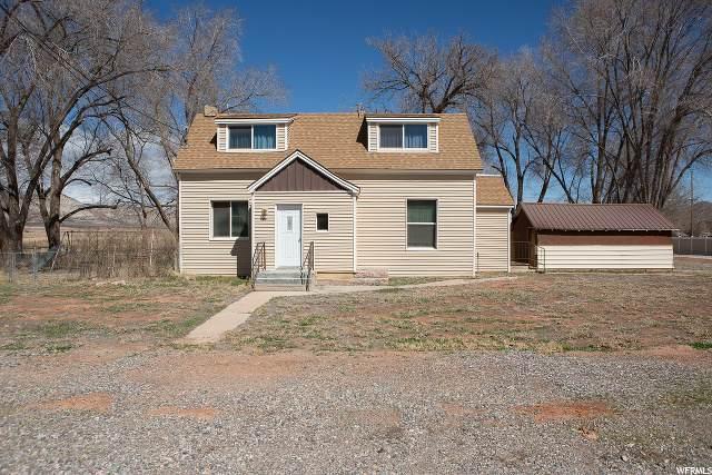 110 W Center, Sigurd, UT 84657 (#1663501) :: Utah Best Real Estate Team | Century 21 Everest