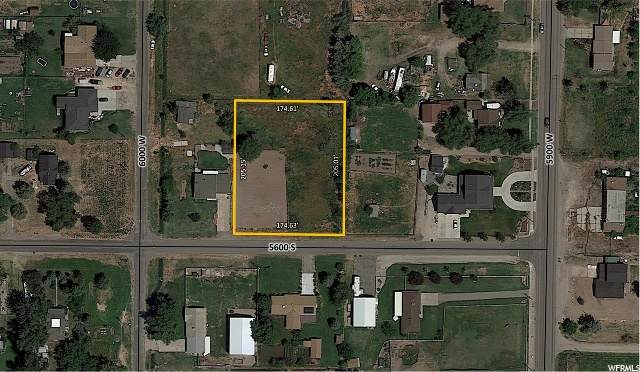 5962 W 5600 S, Hooper, UT 84315 (#1663570) :: Doxey Real Estate Group