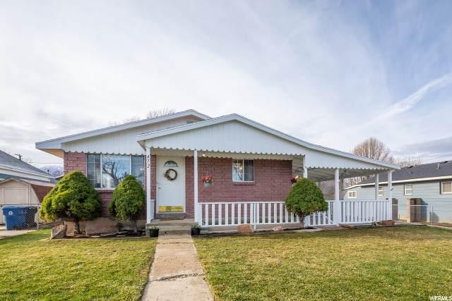472 E 500 N, Spanish Fork, UT 84660 (#1663571) :: Big Key Real Estate