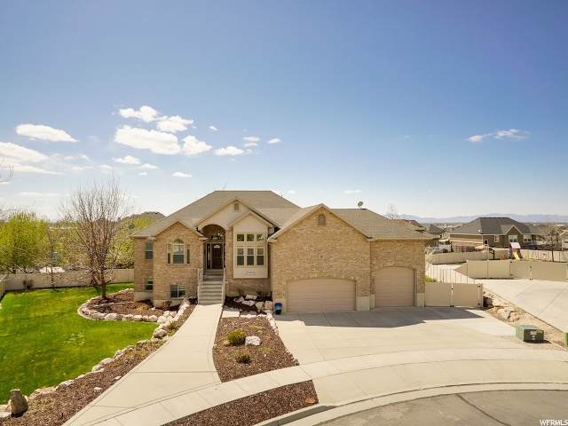 1081 W 3300 N, Pleasant View, UT 84414 (#1663591) :: Red Sign Team