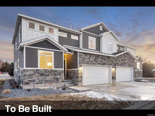 4258 S Steele Creek Ct, Salt Lake City, UT 84107 (#1663596) :: The Fields Team