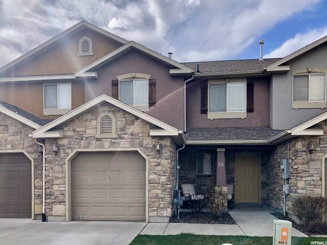 656 S 910 W #26, Pleasant Grove, UT 84062 (#1663600) :: Doxey Real Estate Group