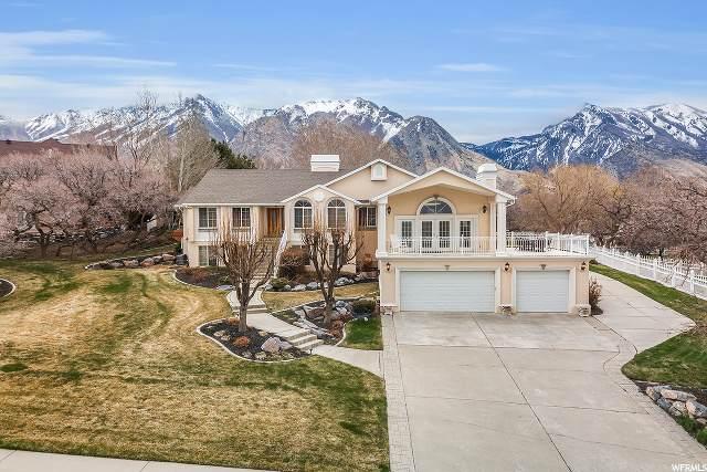 715 S Rocky Mountain Dr, Alpine, UT 84004 (#1663652) :: Bustos Real Estate | Keller Williams Utah Realtors