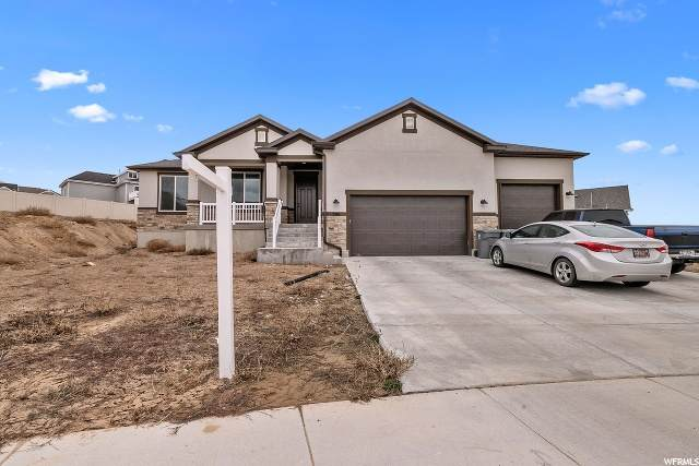 206 E Christley Ln, Elk Ridge, UT 84651 (#1663664) :: Colemere Realty Associates