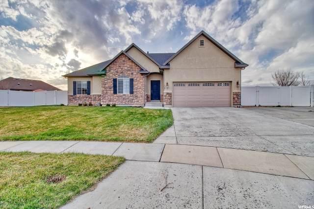 438 W Hills Dr N, Saratoga Springs, UT 84045 (#1663683) :: Bustos Real Estate | Keller Williams Utah Realtors
