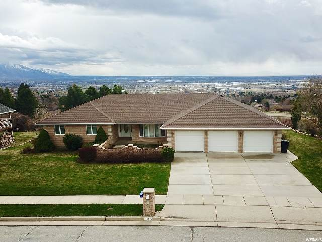 961 W 4000 N, Pleasant View, UT 84414 (#1663723) :: Big Key Real Estate