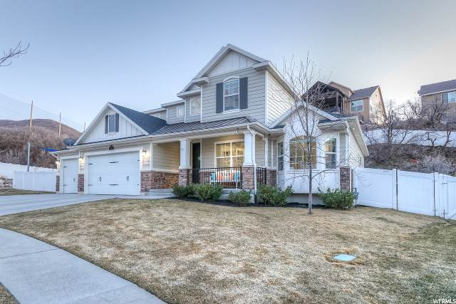 376 S Gary Way E, North Salt Lake, UT 84054 (#1663740) :: Colemere Realty Associates
