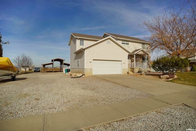 3604 W 2000 N, West Point, UT 84015 (#1663751) :: Doxey Real Estate Group