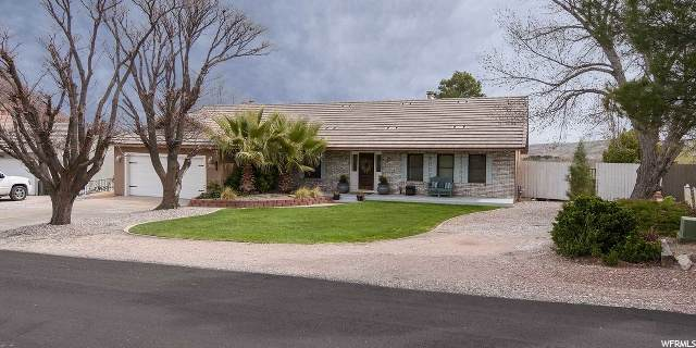 3419 S Paiute Rd, St. George, UT 84790 (#1663753) :: Colemere Realty Associates