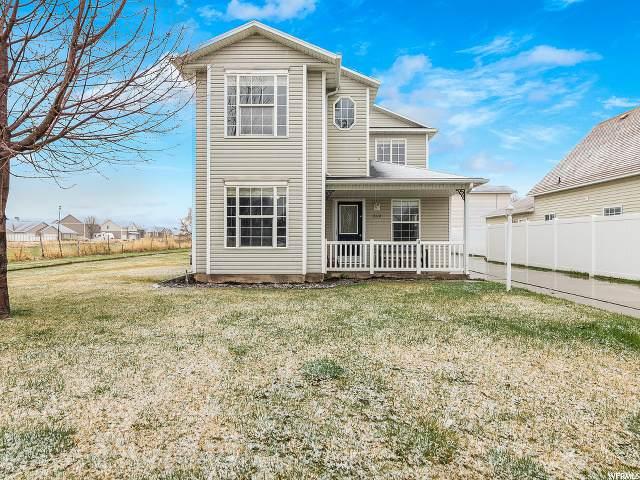 268 N 800 W, Spanish Fork, UT 84660 (#1663773) :: RE/MAX Equity