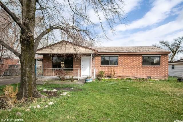 1506 W Carlos Dr, West Valley City, UT 84119 (#1663804) :: Utah Best Real Estate Team | Century 21 Everest
