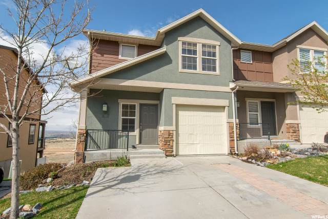 143 E Chandlerpoint Way, Draper, UT 84020 (#1663821) :: Exit Realty Success