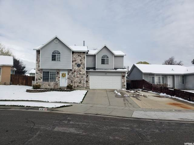 4118 W 6305 S, Taylorsville, UT 84129 (#1663845) :: RE/MAX Equity
