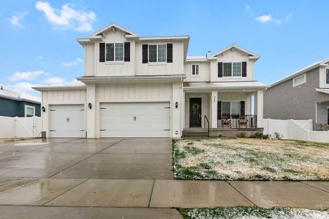 773 White Horse Dr, Spanish Fork, UT 84660 (#1663895) :: Big Key Real Estate
