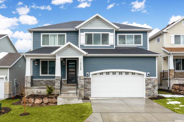 14726 S Alpine Peak Dr, Draper, UT 84020 (#1663896) :: Exit Realty Success