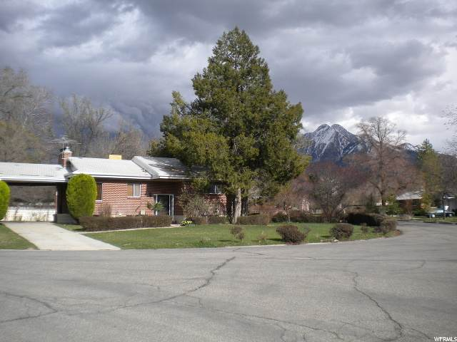 1145 E Hillview Dr, Salt Lake City, UT 84124 (#1663932) :: Big Key Real Estate