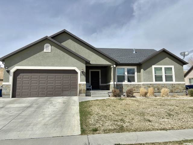 1642 S Stony View Dr E, Spanish Fork, UT 84660 (#1663936) :: RE/MAX Equity
