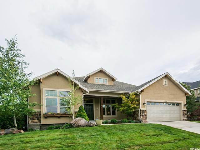 2174 E Village Vista Dr S, Draper, UT 84020 (#1663956) :: Bustos Real Estate | Keller Williams Utah Realtors
