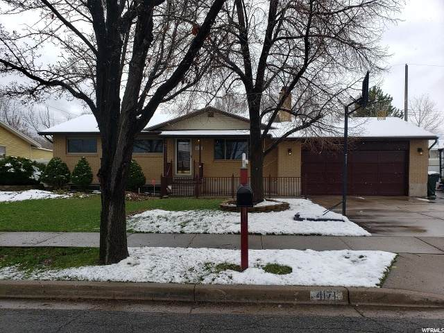 4171 W 3800 S, West Valley City, UT 84120 (#1663968) :: Red Sign Team