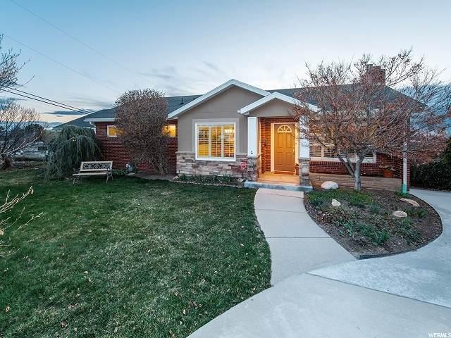 2817 E Canyon View Dr, Salt Lake City, UT 84109 (#1663987) :: Utah Best Real Estate Team | Century 21 Everest
