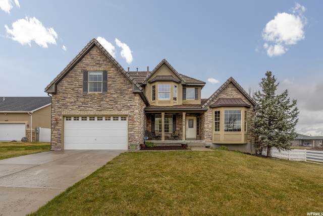 5616 W Andalusian Ct, Herriman, UT 84096 (#1663988) :: Colemere Realty Associates