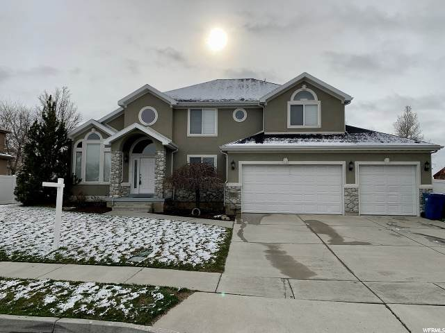 1192 N 70 E, American Fork, UT 84003 (#1664052) :: Doxey Real Estate Group