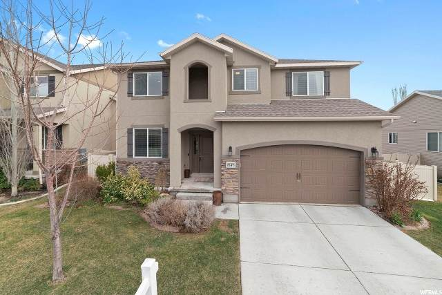 3147 W Wild Flower Ln, Lehi, UT 84043 (#1664056) :: Exit Realty Success