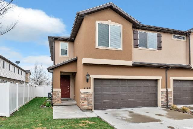 1175 W Seraphim Ct, Layton, UT 84041 (#1664067) :: Big Key Real Estate