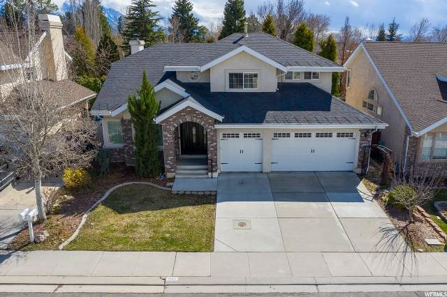 2102 E Rainbow Point Dr, Holladay, UT 84124 (#1664079) :: Big Key Real Estate