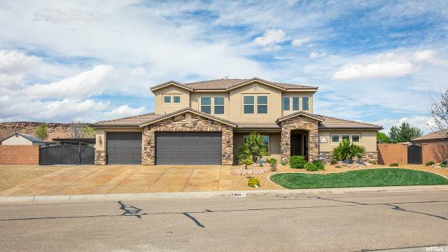 2223 E Coyote Springs Dr, St. George, UT 84790 (#1664115) :: Colemere Realty Associates