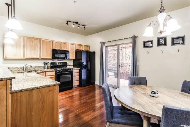 5519 Lillehammer Ln N #1205, Park City, UT 84098 (#1664120) :: Utah Best Real Estate Team | Century 21 Everest