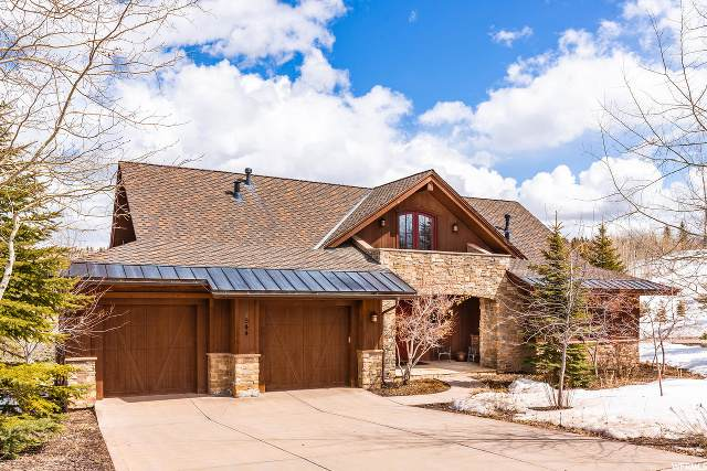 8544 Ranch Club Ct S #20, Park City, UT 84098 (#1664126) :: The Fields Team