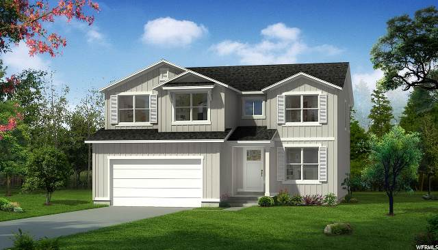 193 W 350 N 43 H, Vineyard, UT 84059 (#1664132) :: The Perry Group