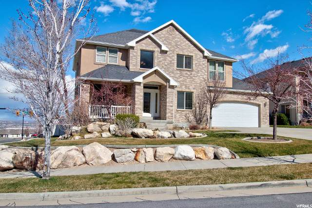 411 E Lana Ct S, Draper, UT 84020 (#1664152) :: Exit Realty Success