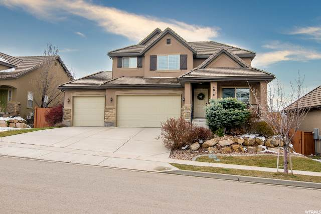 4815 N Shady View Ln N, Lehi, UT 84043 (#1664159) :: RE/MAX Equity