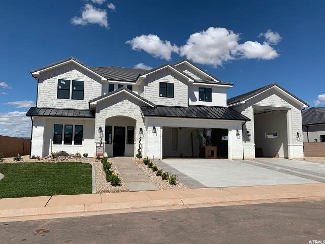 2913 E Willow Tree Ln, St. George, UT 84790 (#1664166) :: Colemere Realty Associates