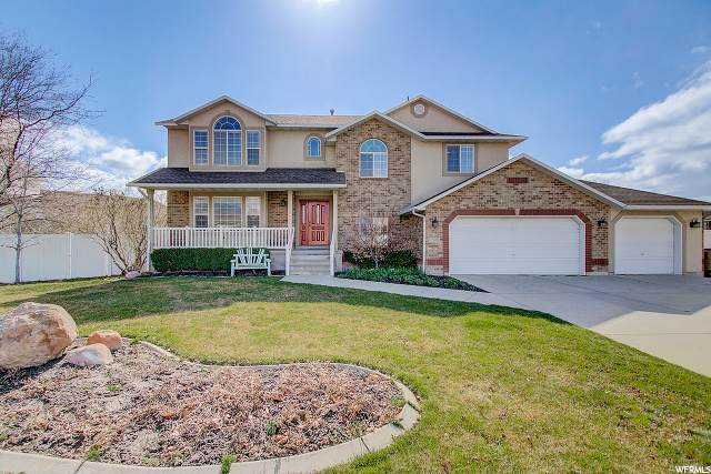 12808 S Whisper Wind Pl, Draper, UT 84020 (#1664175) :: Exit Realty Success
