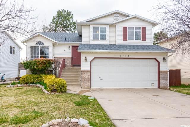 1437 N 250 W, Layton, UT 84041 (#1664192) :: Big Key Real Estate