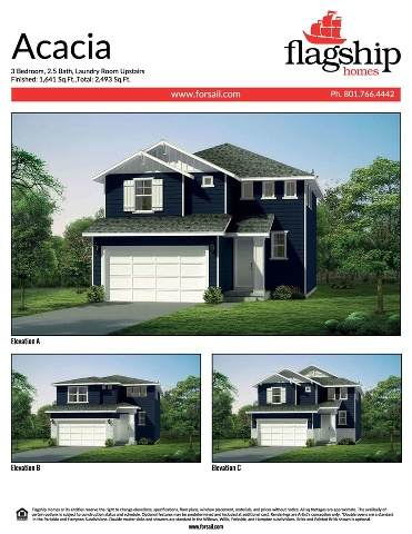 1356 E Bell Bouy Way N #14, Eagle Mountain, UT 84005 (#1664209) :: Big Key Real Estate