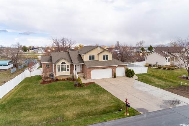 4266 W 4550 S, West Haven, UT 84401 (#1664220) :: Red Sign Team