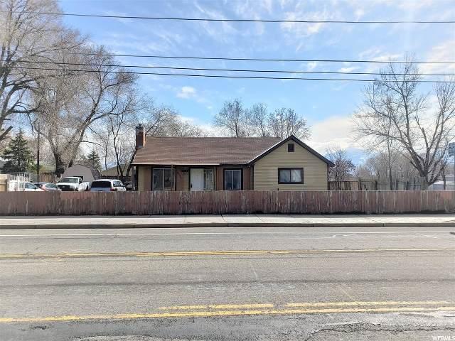 4537 S 3200 W, West Valley City, UT 84119 (#1664224) :: Bustos Real Estate | Keller Williams Utah Realtors