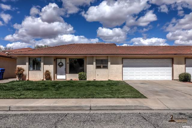575 S 1100 E #19, St. George, UT 84790 (#1664242) :: Colemere Realty Associates