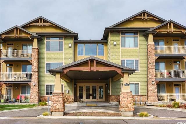 602 S Edgewood Dr #121, North Salt Lake, UT 84054 (#1664267) :: Colemere Realty Associates